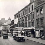 Broad Street as it was in 1952.