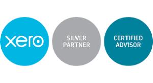 3 logos silver